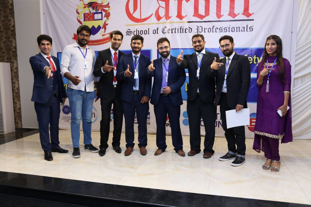 Cardiff School of Certified Professional