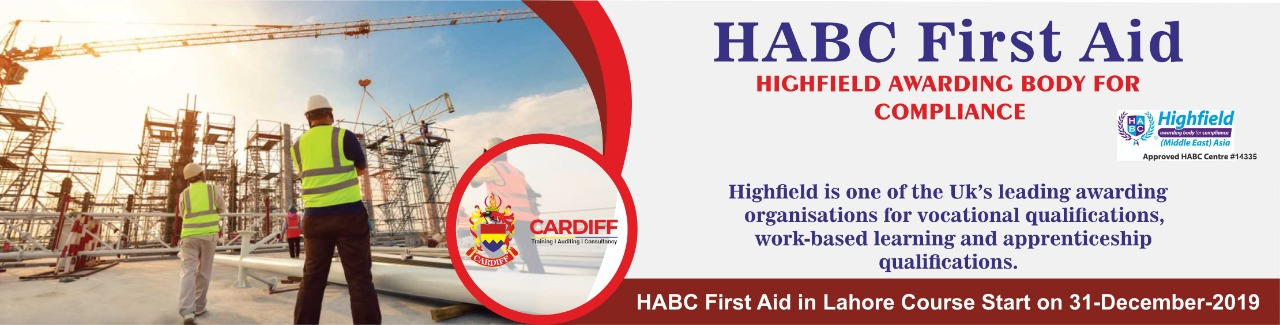 HABC First AID 31 DECEMBER 2019