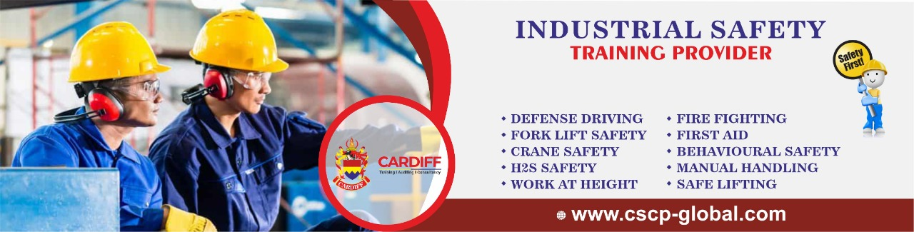 Industrial Taining Safety Provider, Safety Officer Course